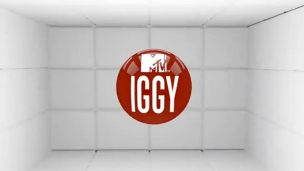 MTV IGGY - Asylum Logo Ident