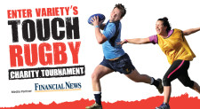 Variety – Touch Rugby Tournament