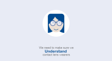 Boots Opticians – Contact Lenses Animation