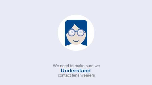 Boots Opticians - Contact Lenses Animation