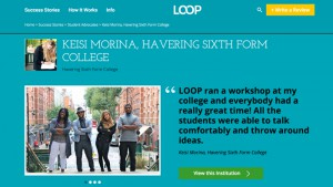 Loop – review site for education-rotator
