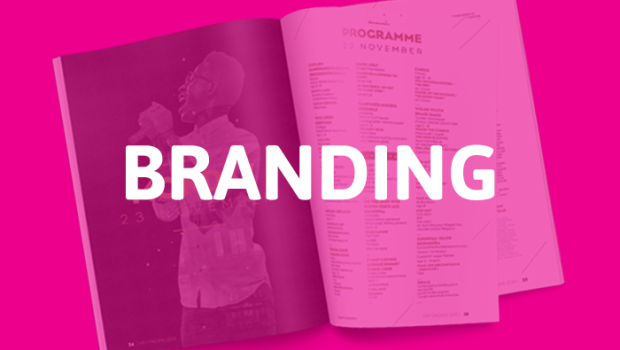 Branding from The House