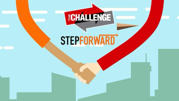 Step Forward - Animations
